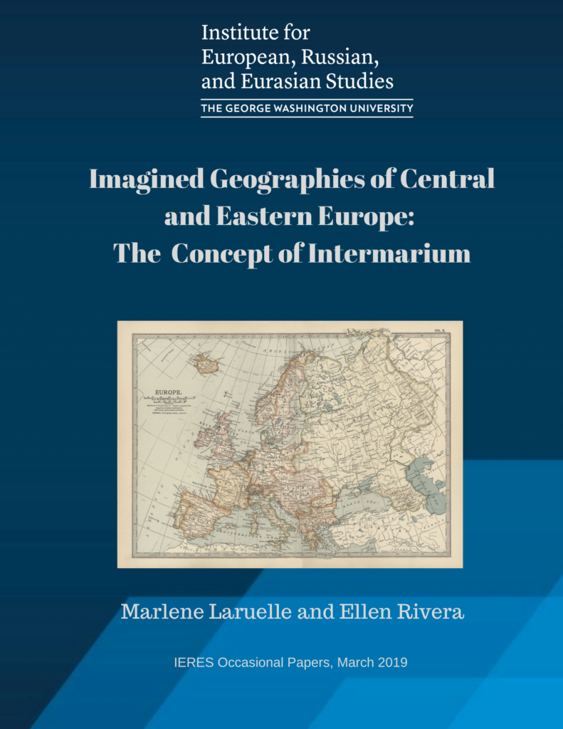 Imagined Geographies of Central and Eastern Europe