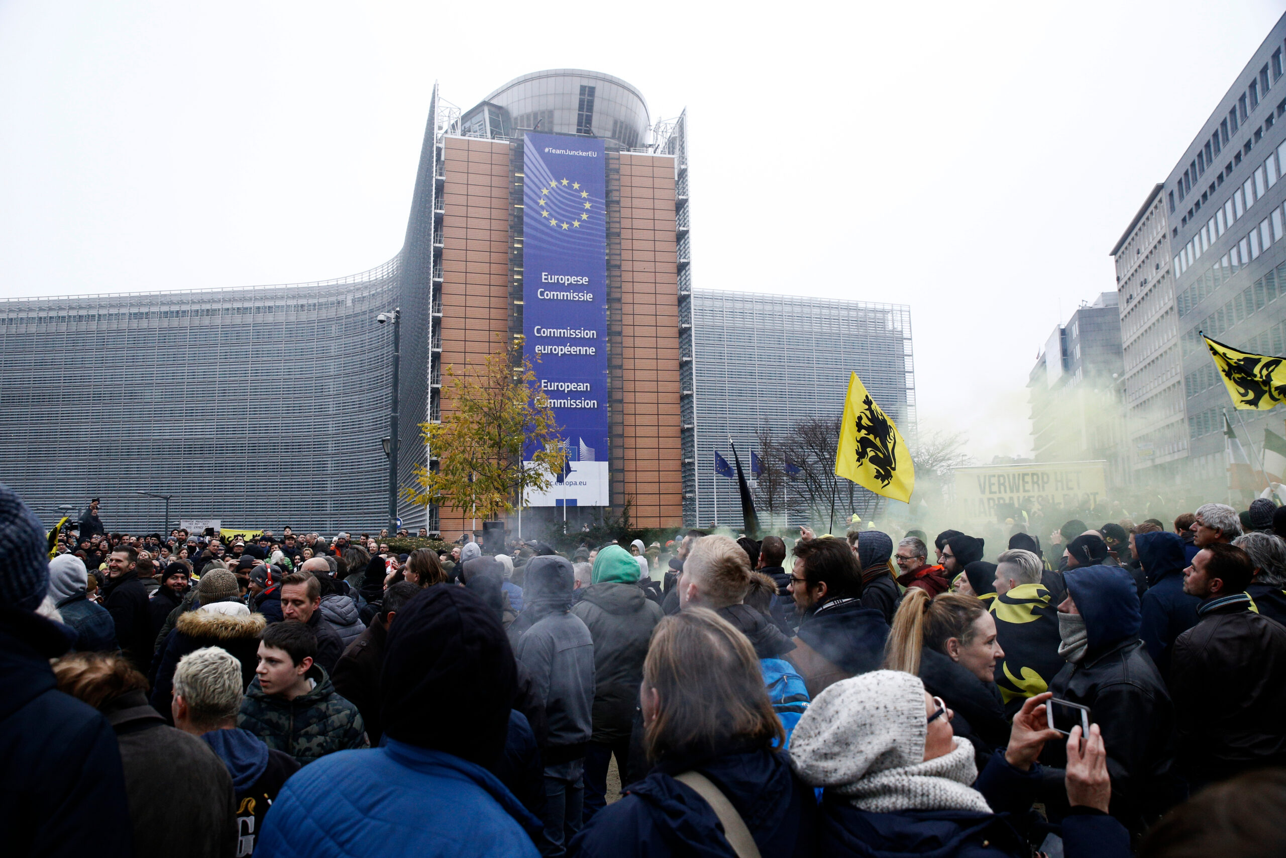 Different Shades of Black. The Anatomy of the Far Right in the European Parliament
