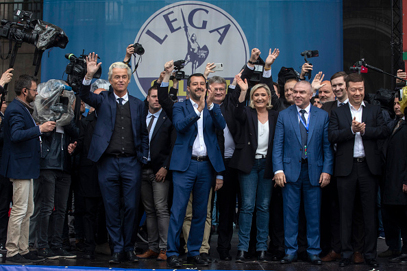 Dissecting Identity & Democracy, the EU's new far-right super group