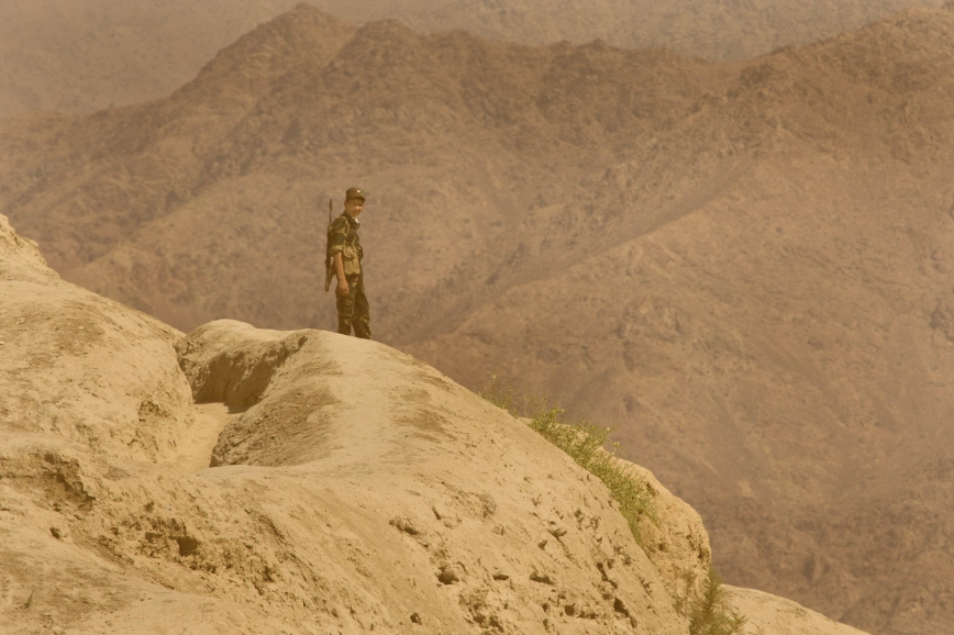 Matthias Vanhullebusch – The War on Terror on the Silk Road: Changing Discourses