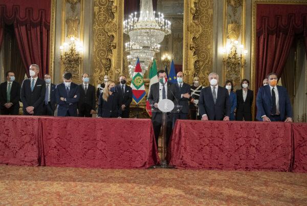 """Gruppi Parlamentari """"Fratelli d'Italia"""" del Senato della Repubblica e della Camera dei deputati"""