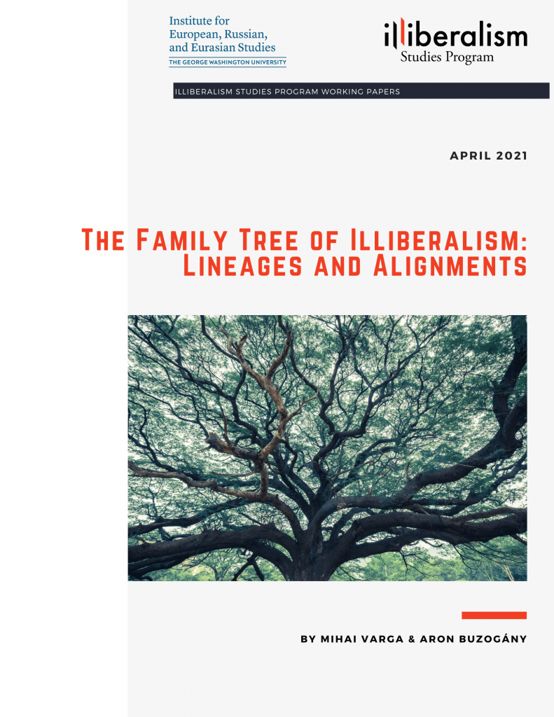 Illiberalism Studies Program Working Papers No5 cover