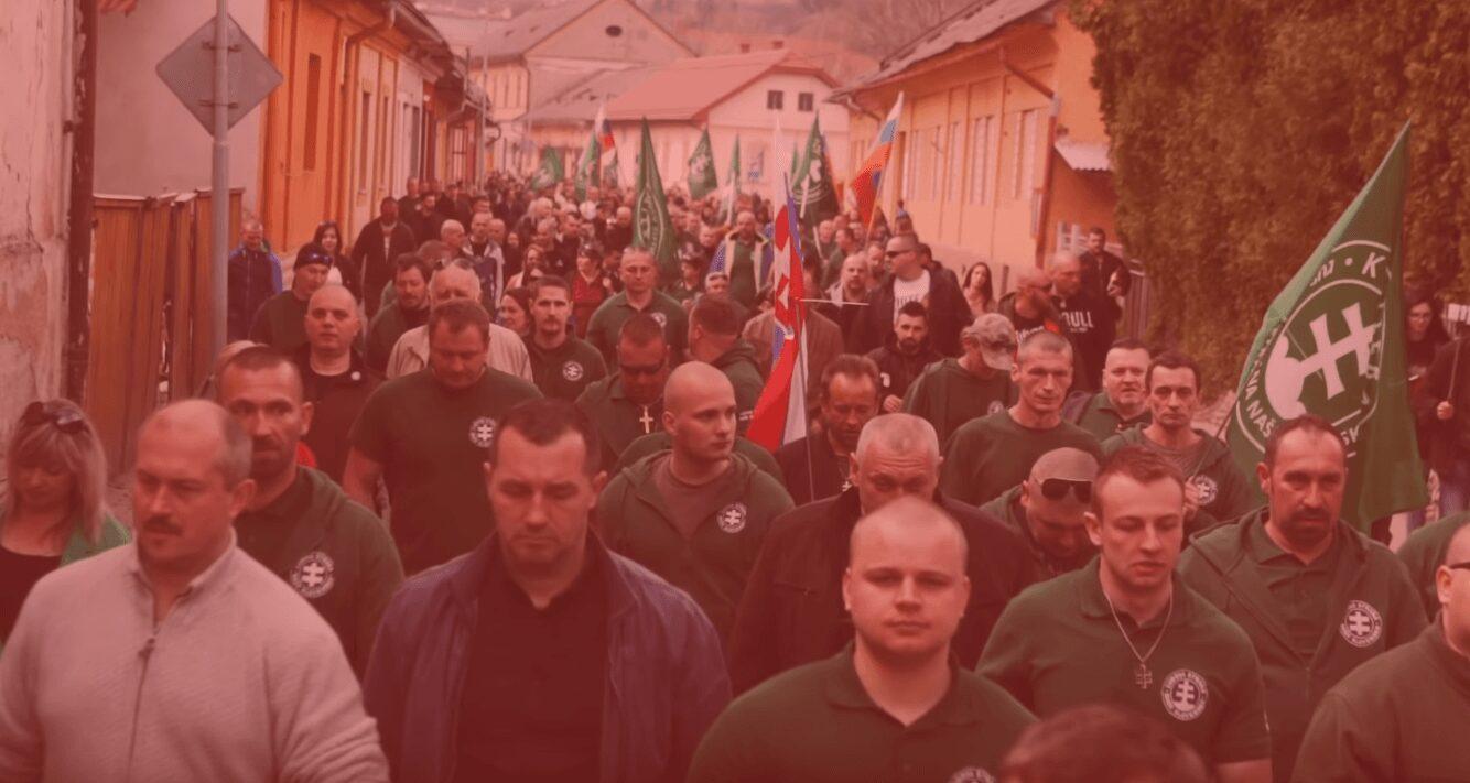 Nina Paulovicova – The Far Right ĽSNS in Slovakia and Its Reconstruction of the Nation