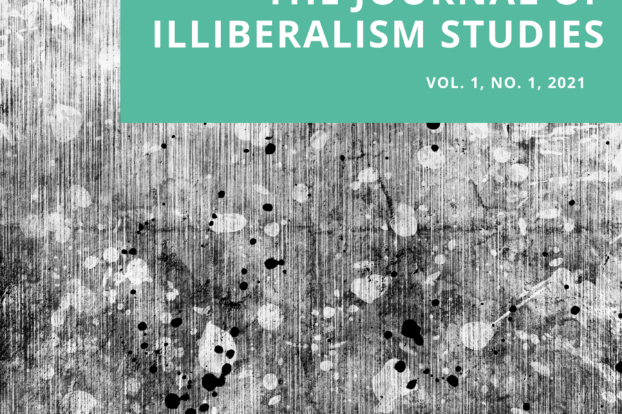 The Journal of Illiberalism Studies Cover