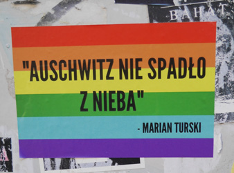 Picture 10 Auschwitz didn't fall from the sky - Marian Turski