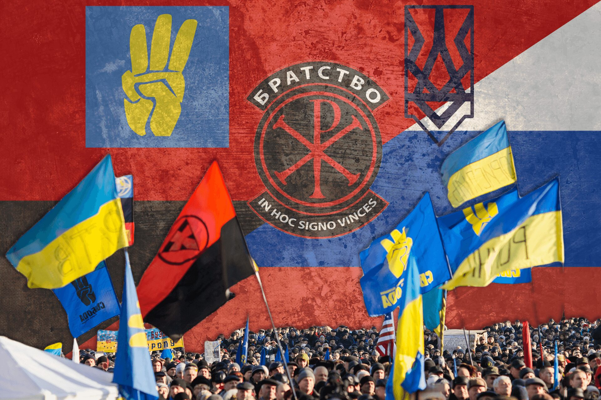 Unexpected Friendships: Cooperation of Ukrainian Ultra-Nationalists with Russian and Pro-Kremlin Actors